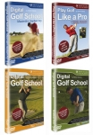 Digital Golf School - DVD set
