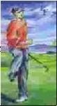 PF - Golfer