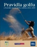 Pravidlá golfu 2012 - 2015.